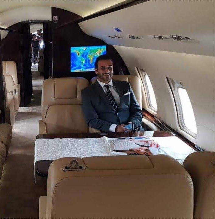Sam Farshian - Founder & Co-director, superFLY Aviation