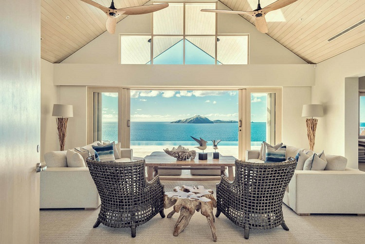 At Kokomo Private Island the luxury suites are designed for privacy, comfort and relaxation. All with private infinity pool and garden with a choice of 21 Beachfront Villas and five Luxury Residences, all boasting striking views of the island and surrounds.