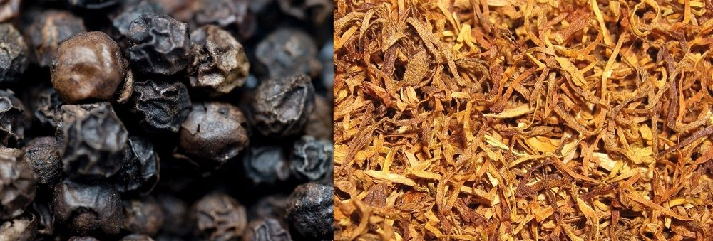 PEPPER&TOBACCO -