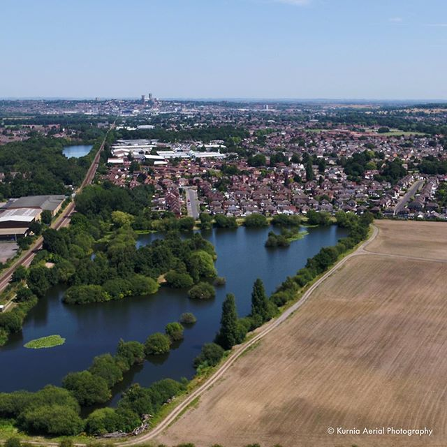 Perfect day for flying & filming today. Some stunning views across #lincoln  #Drone #Drones #Dronestagram #Dronephotograph #uav #droneoftheday