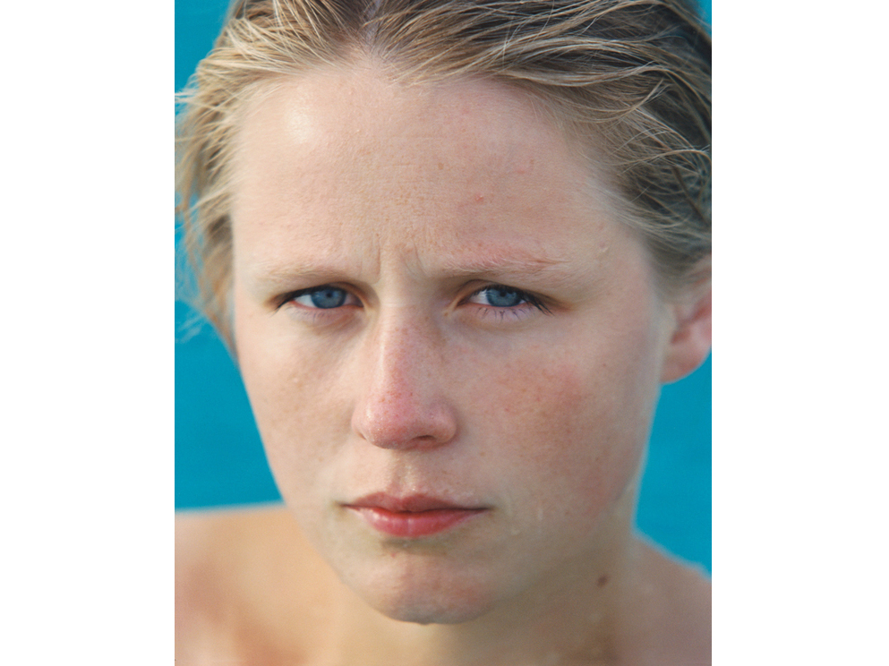 """Roni Horn,   You are the Weather , 1994–1995. Chromogenic prints, 10 ½ x 8 ½"""""""