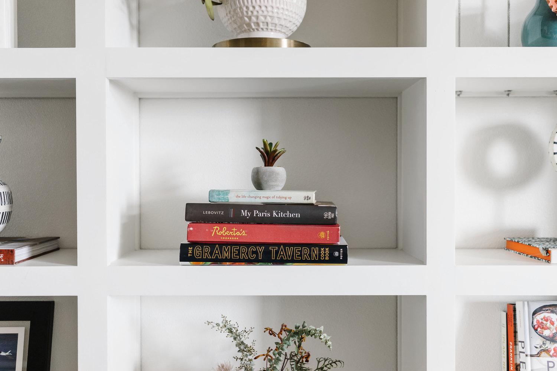minimal modern row home — Breathe Design Studio