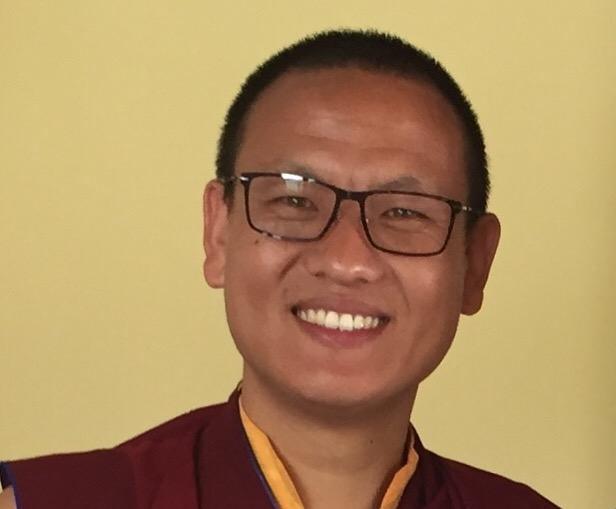 Khedrup Rimpoche