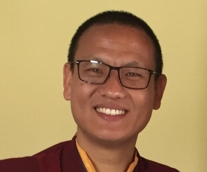 Khedrup Rinpoche - Focus on Dharma and Inner Peace