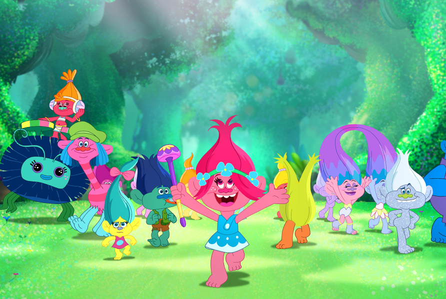 Netflix, DreamWorks Animation Television