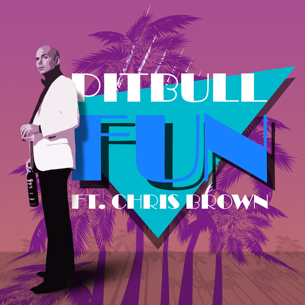 Pitbull looks to takeover summer with new song ' FUN '