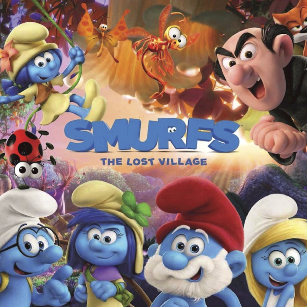 "THE MONSTERS & STRANGERZ PRODUCED ""I'M A LADY"" FOR THE  SMURFS: THE LOST VILLAGE  MOVIE WITH MEGHAN TRAINOR"