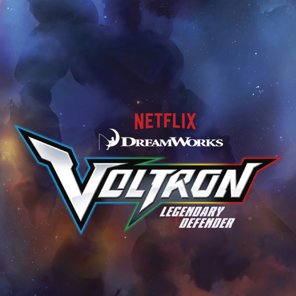 Voltron  TV Series theme song is written & produced by 1916's Alex Geringas