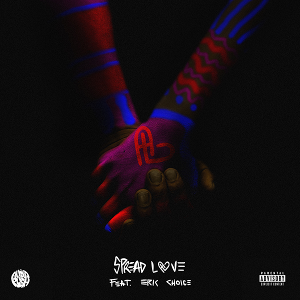 AUDIO PUSH NEW SINGLE 'SPREAD LOVE'
