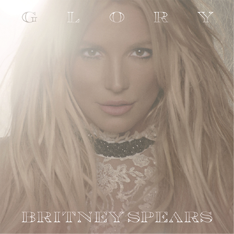 "BRITNEY SPEARS ""GLORY"" ALBUM - STERLING FOX"