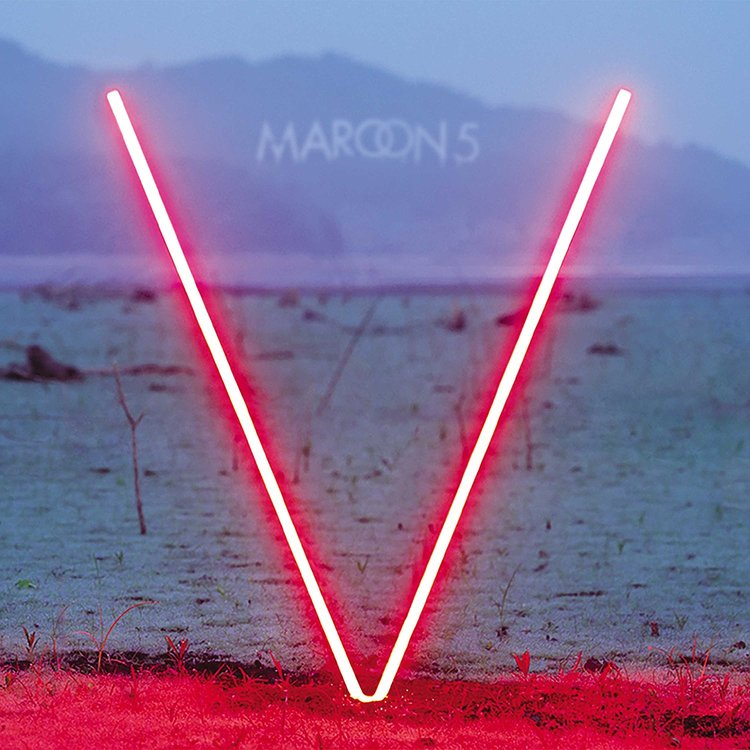 MAROON 5 'V' 'IT WAS ALWAYS YOU' & 'COMING BACK FOR YOU' PRODUCED BY THE MONSTERS X THE STRANGERS