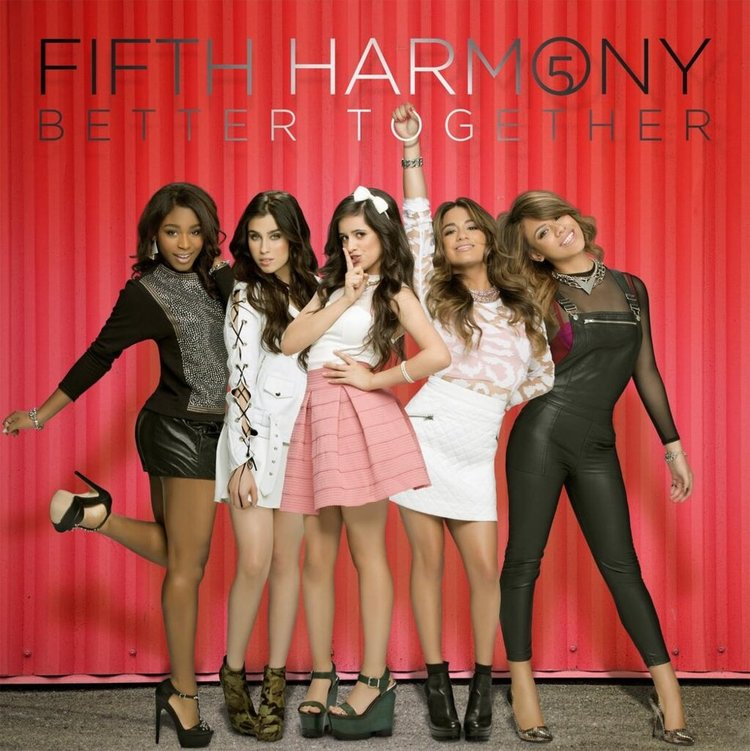 "TWO SONGS ON ""BETTER TOGETHER"" ALBUM BY FIFTH HARMONY"