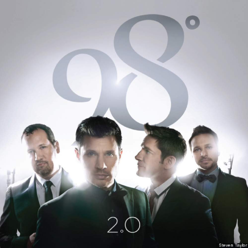 On Universal Records recording artist 98 Degrees new album '2.0', Co-written by 1916's own Alexander 'Xplicit' Izquierdo and Clarence Coffee Jr.