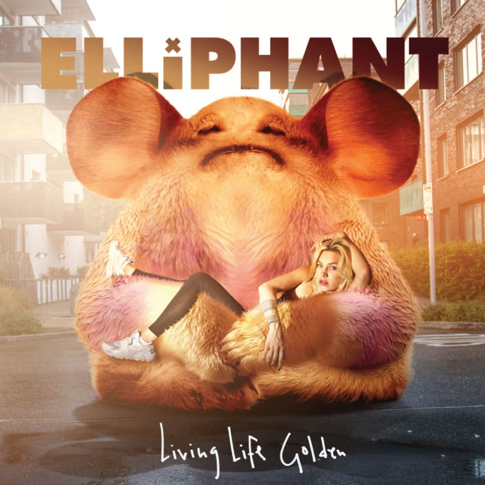 "Elliphant's new album is now available worldwide, Track #7 ""Thing Called Life"" co-produced by 1916's T Collar."