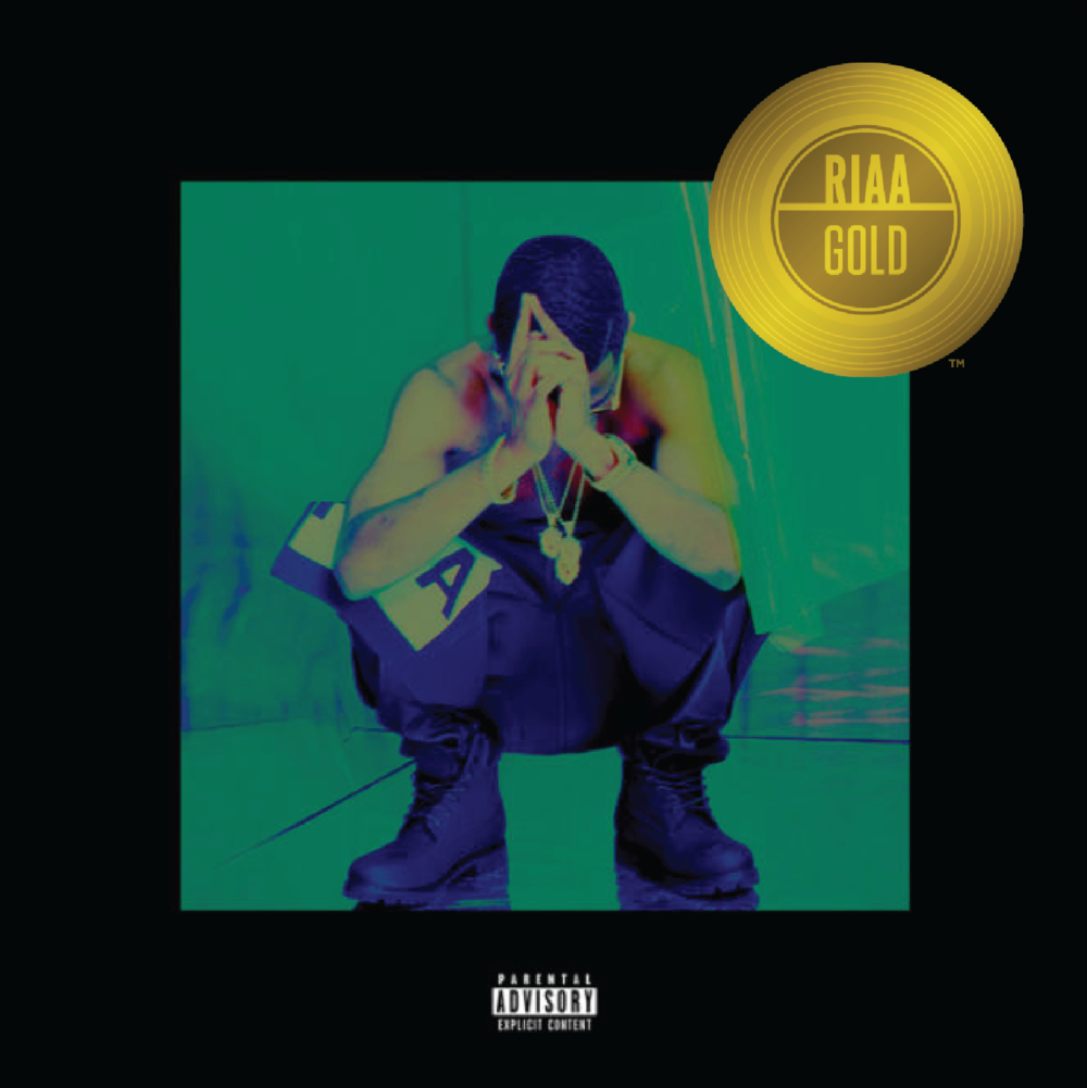 BIG SEAN'S 'BEWARE' RIAA CERTIFIED GOLD