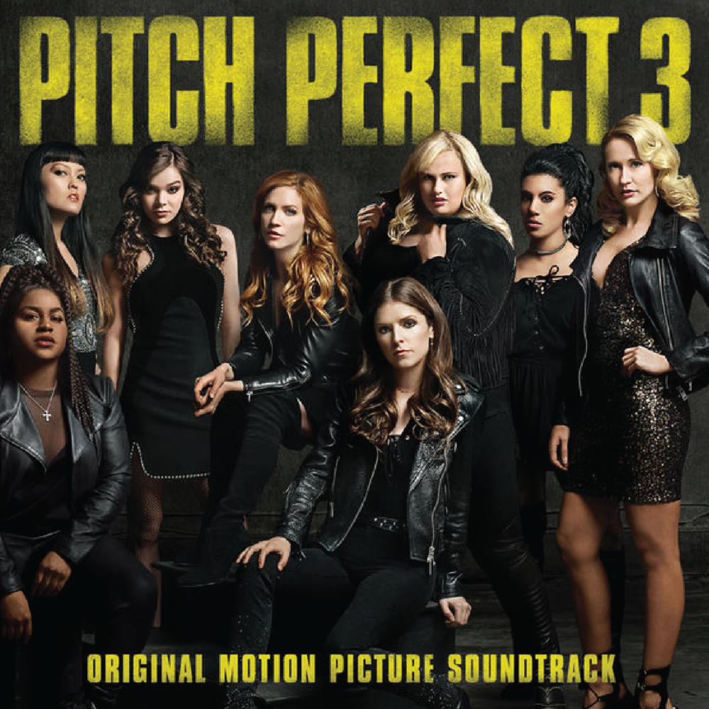 1916's Alex Geringas score produced and contributed additional music for PITCH PERFECT 3.