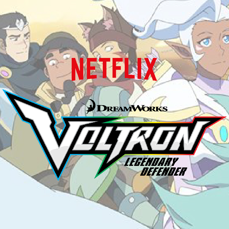 Voltron Season 7 is now available on Netflix!   TV Series theme song is written & produced by 1916's Alex Geringas