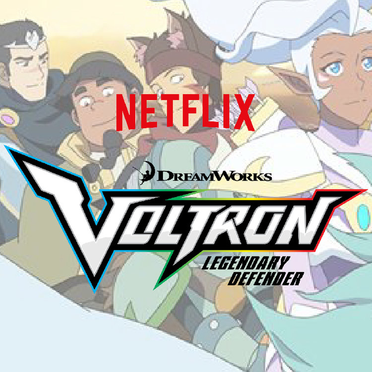 VOLTRON SEASON 7 IS NOW ON NETFLIX!
