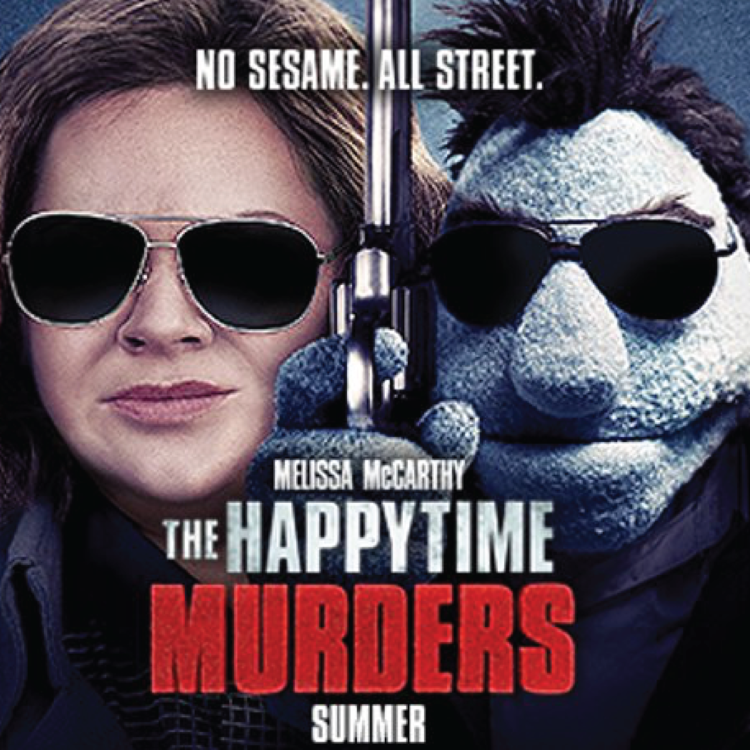MELISSA MCCARTHY'S MOVIE: 'THE HAPPYTIME MURDERS'