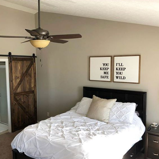 Bedroom Signs