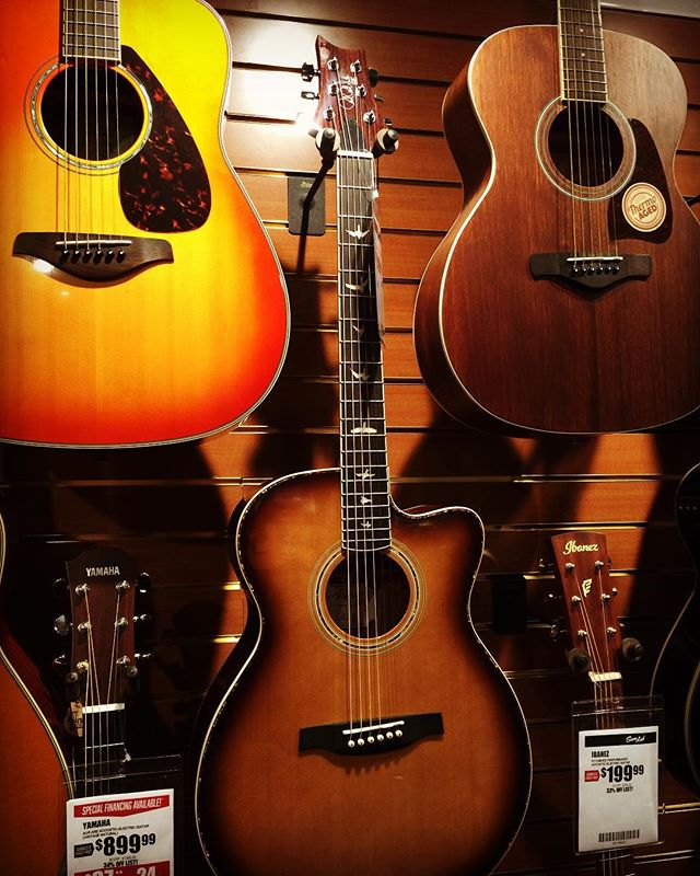 Could this be the next acoustic guitar for me?  Could be... .  #randyebishop #musician  #BentleyRecords #music #singersongwriter #americana #guitar #swing #blues #recordingartist #countrymusic #taylorguitars #departingline #hazeleyesmgt #musicismylife #prs #prsguitars #nextone