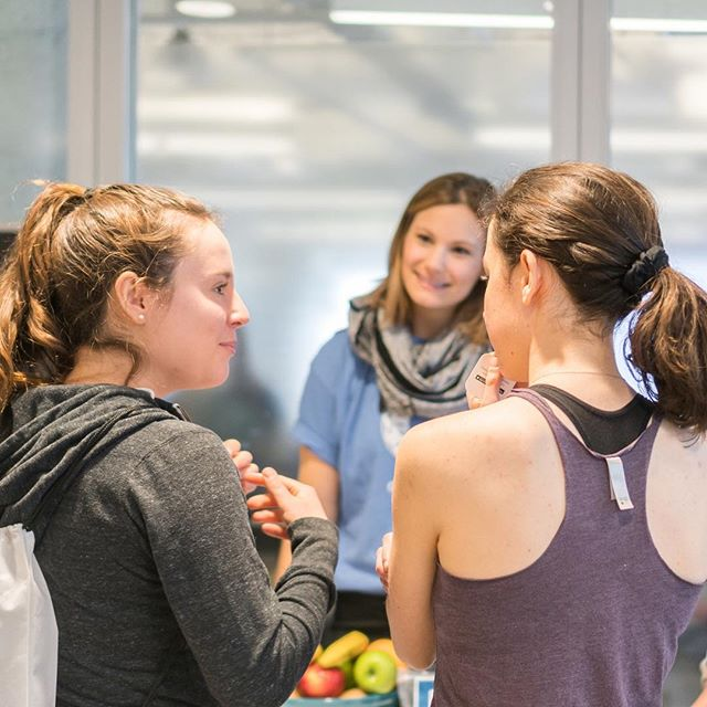 We are ready! Are you ready?. . . . #strongprocess #wellnessexplained #boston #wellness #science #weekend #saturday #conference #health (photo: @hannahcochranphotography)