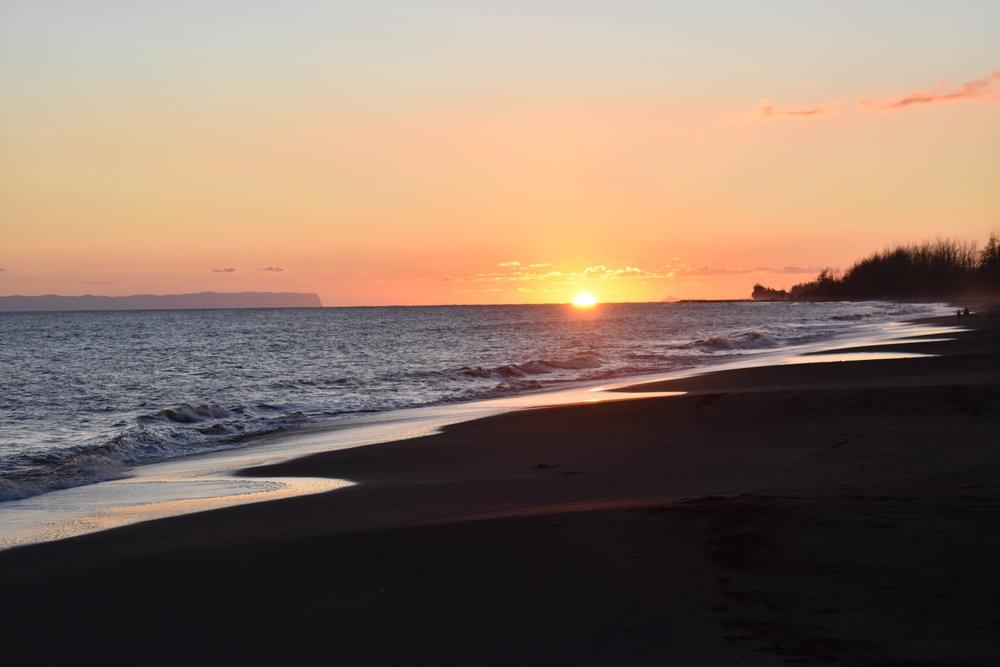 BLOG cMatt Waimea Kauai Hawaii Sunset 05sept2017.JPG