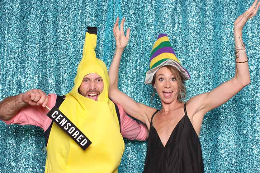 Graduation photo booth hire in somerset