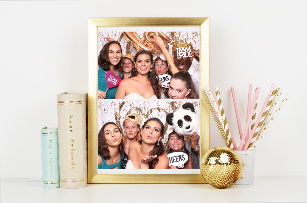 Photobooth Photos - meaningful keepsakes.