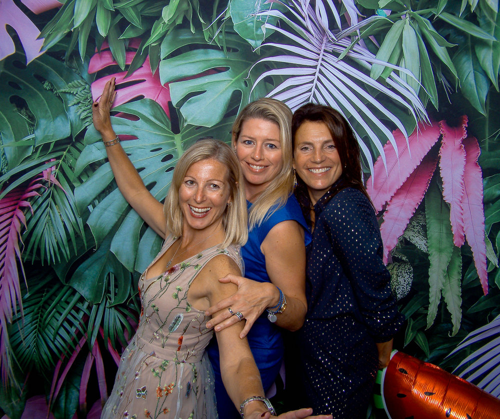 Party photo booth hire in dorset