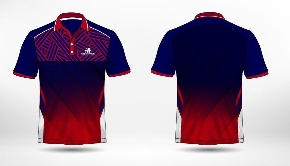 Custom Polo Shirt Printing Company Polyester Polo Shirts