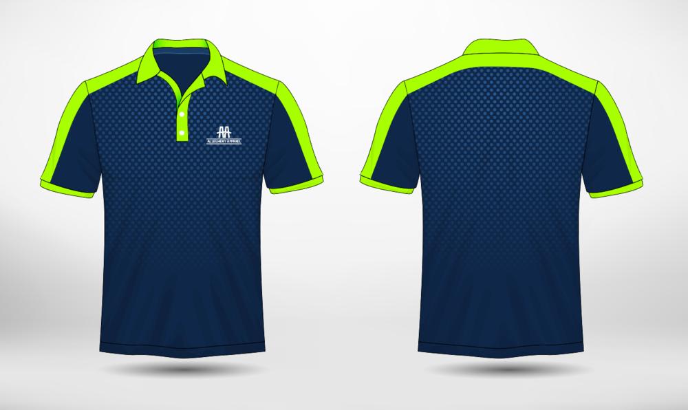 Custom Polo Shirt Printing Company Polyester Polo Shirts