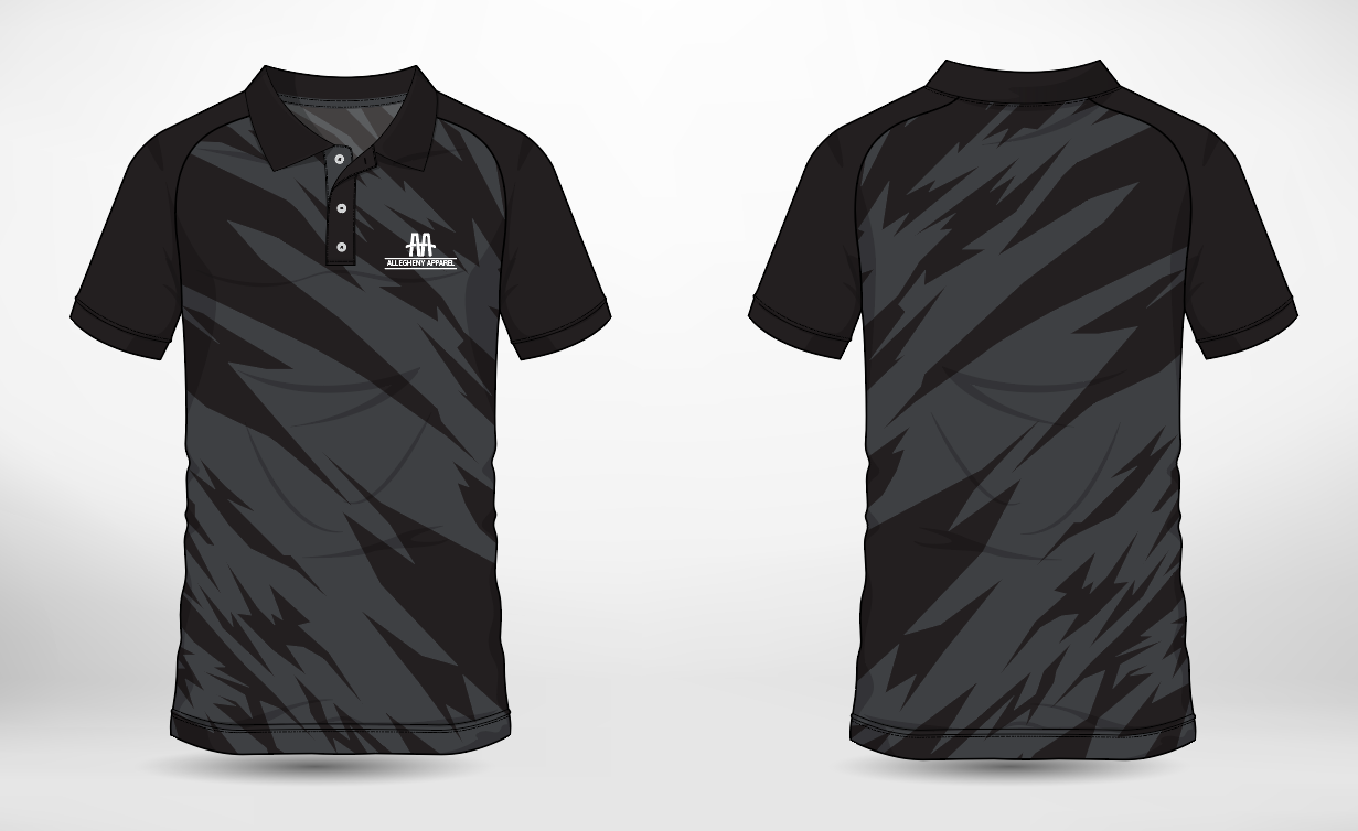 alleghenyapparel - custom polo shirt