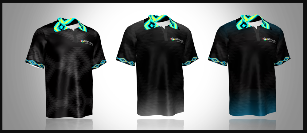 Custom Sublimated Polo Shirt