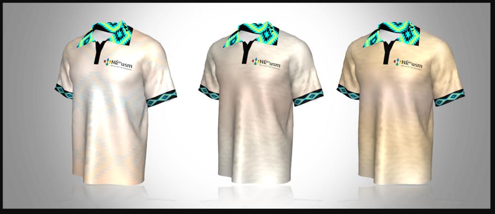 Custom Sublimated Polo Shirt