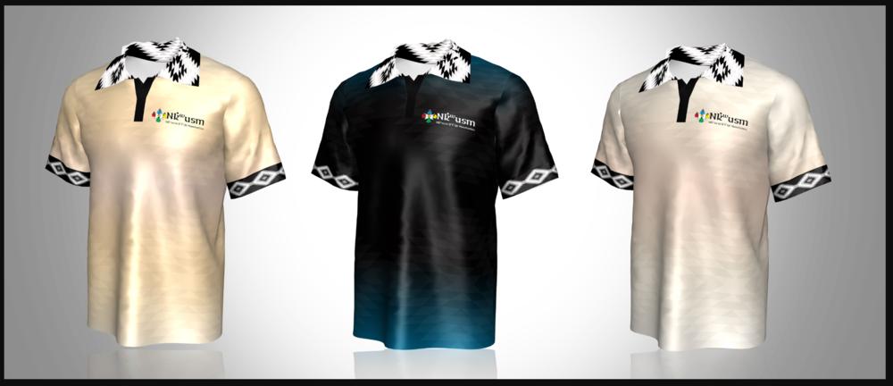Custom Sublimation Polo Shirt