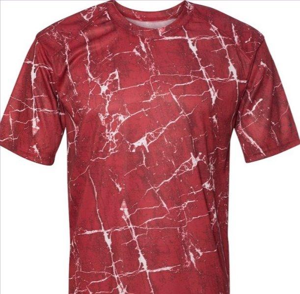 Custom Sublimated T-Shirt
