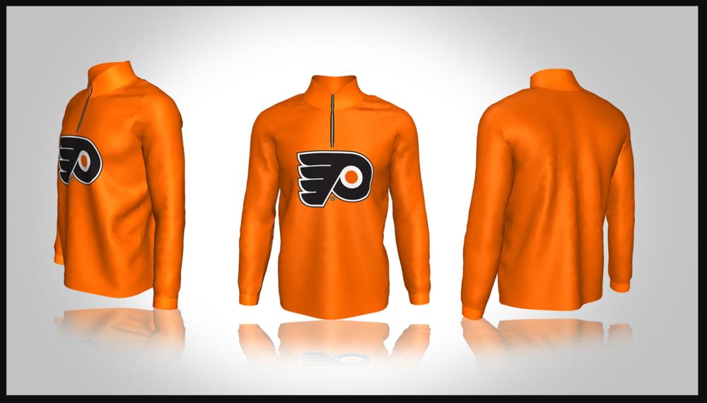 Custom Flyers Jacket