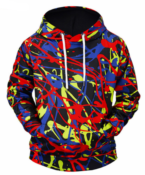 Custom Sublimation Hoodie