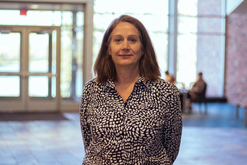AMANDA CARTER, Fund Academic Advisor