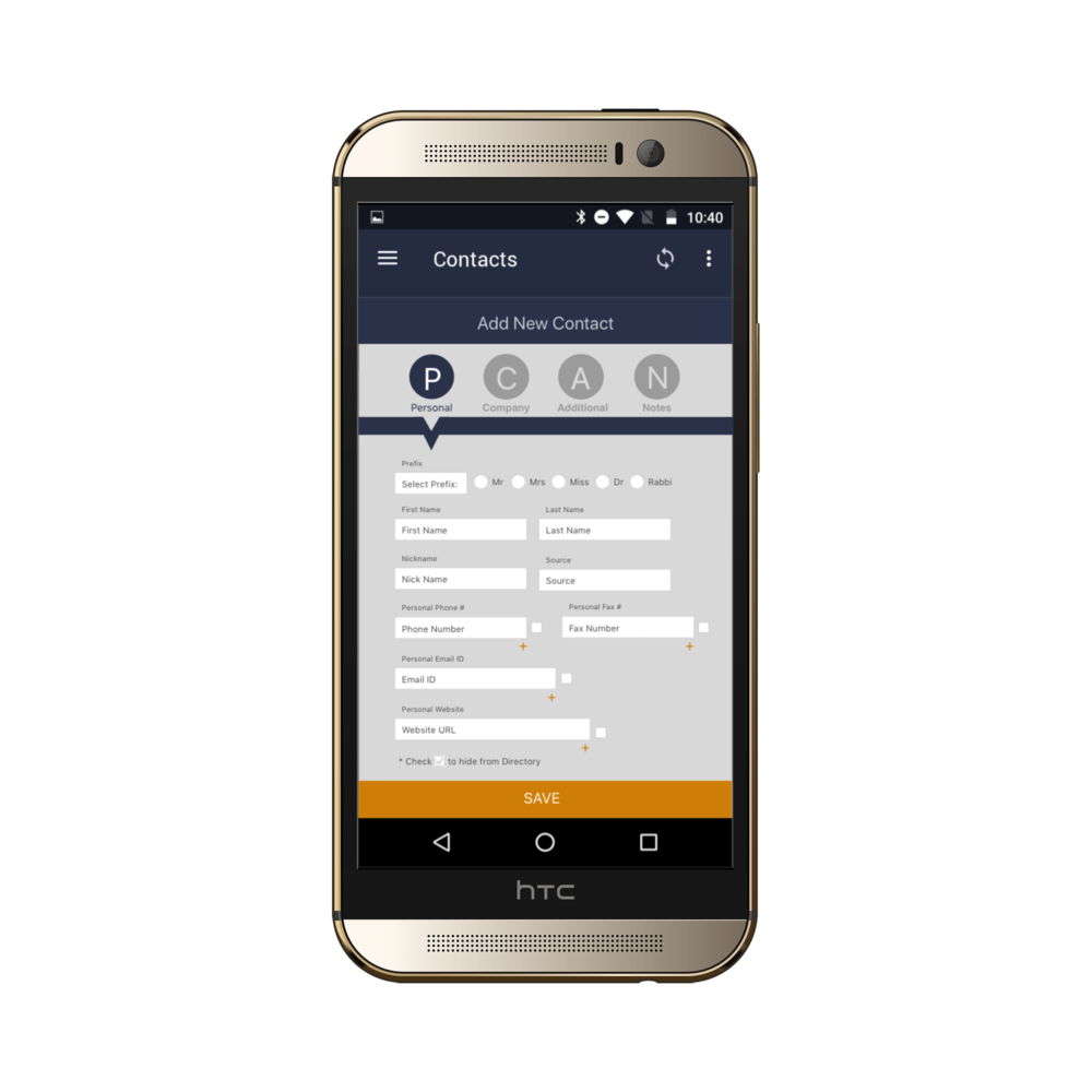 relationship tracker app