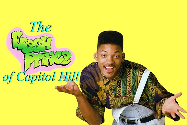 The Fresh Prince of Capitol Hill - '90s Hip Hop Dance Party