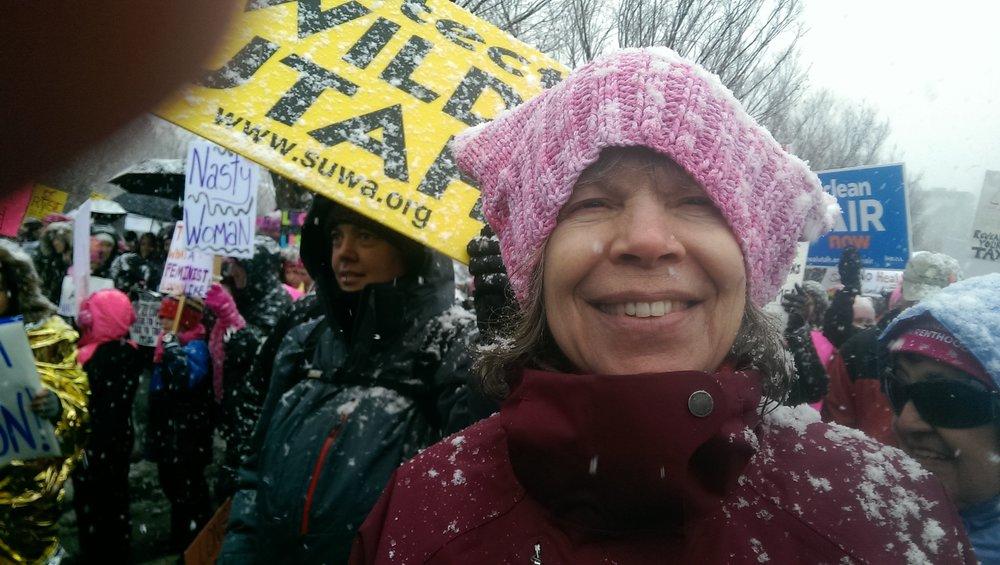 Ann Wright, RRC Volunteer Advocate