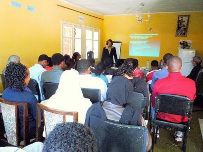HAP-EMDR Training Hosted at Hope For Children in Ethiopia.