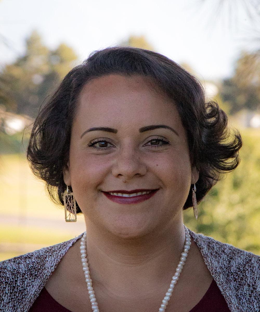 Martha Mendes, CSW - RRC Therapist