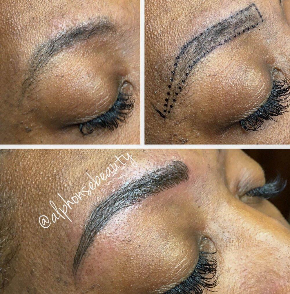 Eyebrow Microblading Michigan