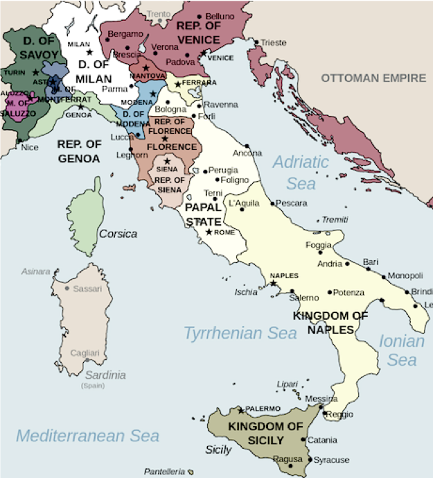 City-States of Italy