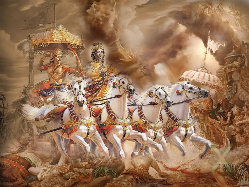 Kurukshetra War - Battle for the throne