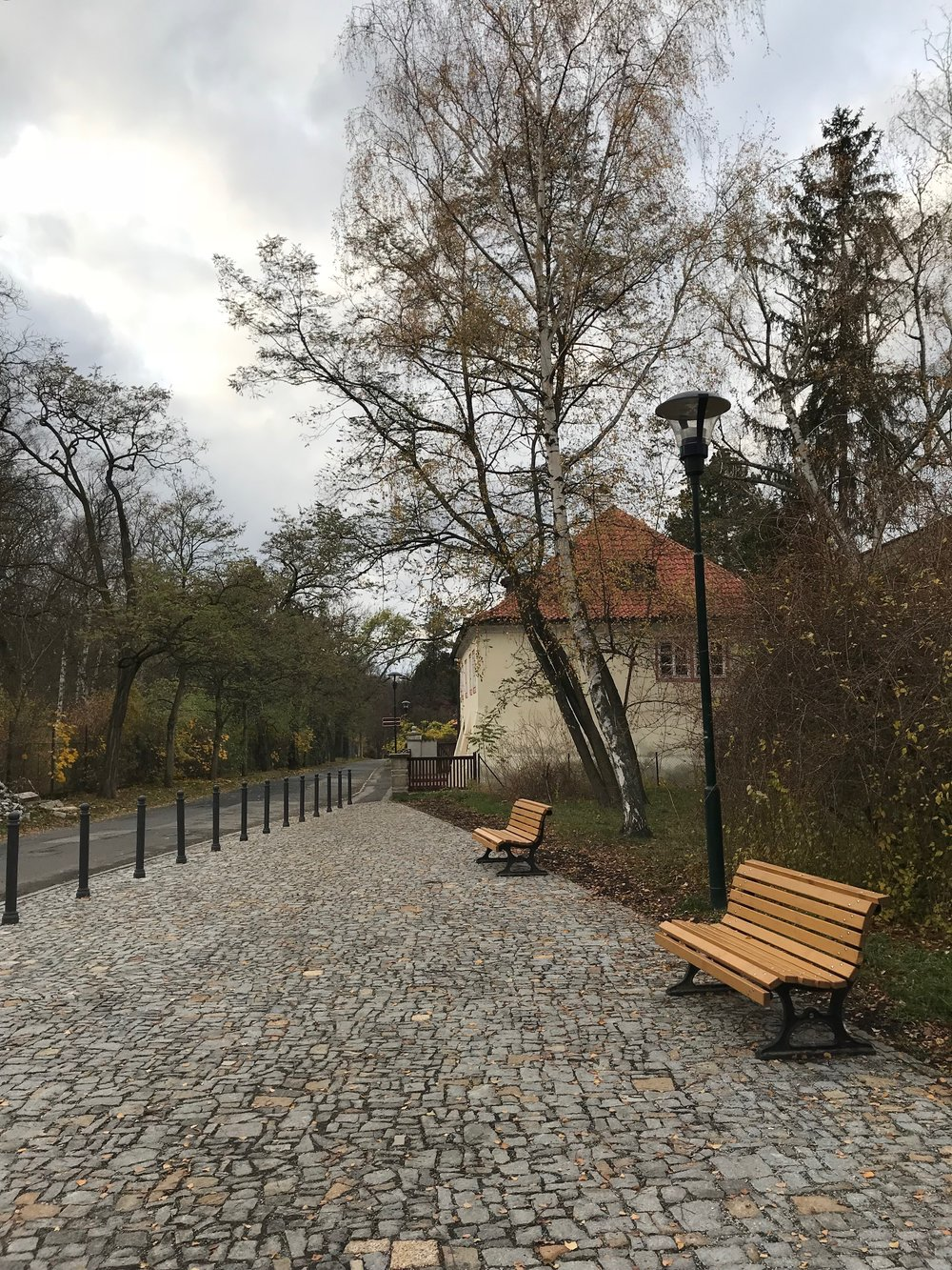 Autumn in Prague... Breathtaking!