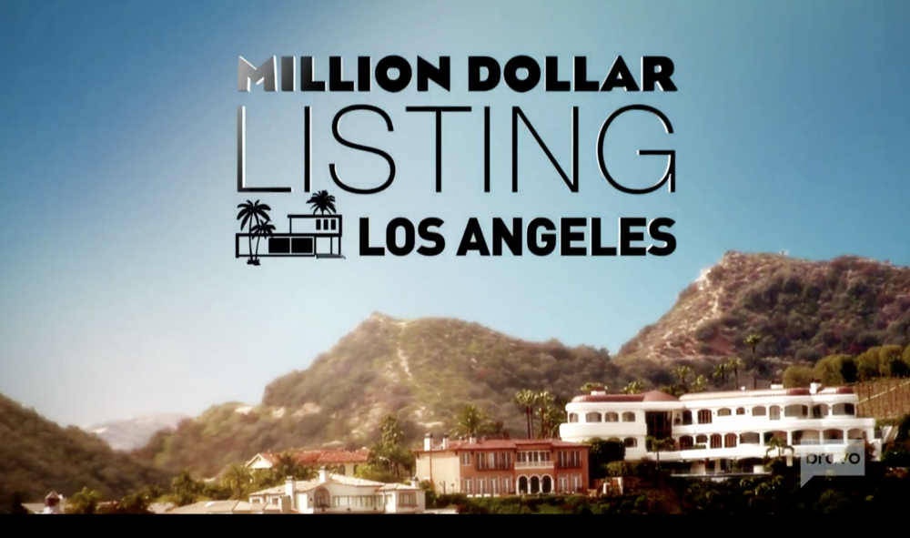 Cast Member of Million Dollar Listing Los Angeles Season 10